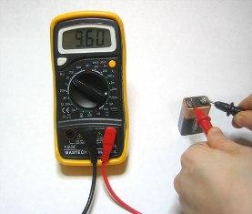 проверить электрику с помощью мультиметра